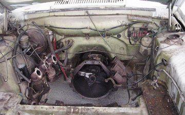 MCHV Classic Car Repair